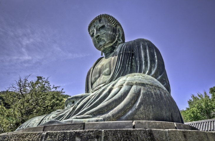 The Big Buddha, Kamakura