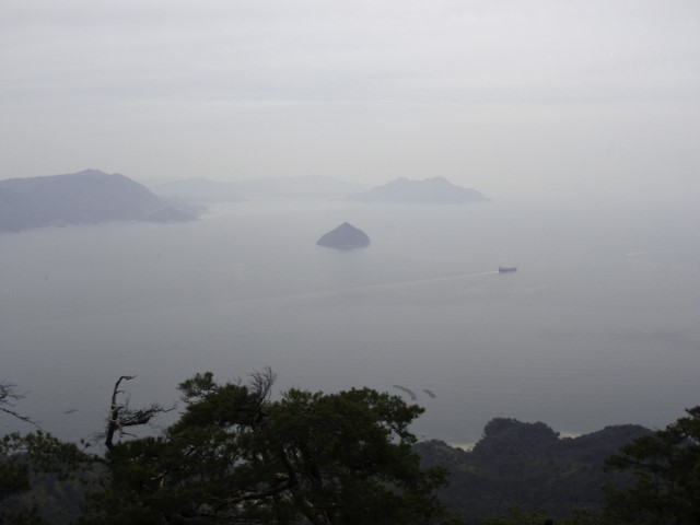 View from Mt.Misen, Miyajima