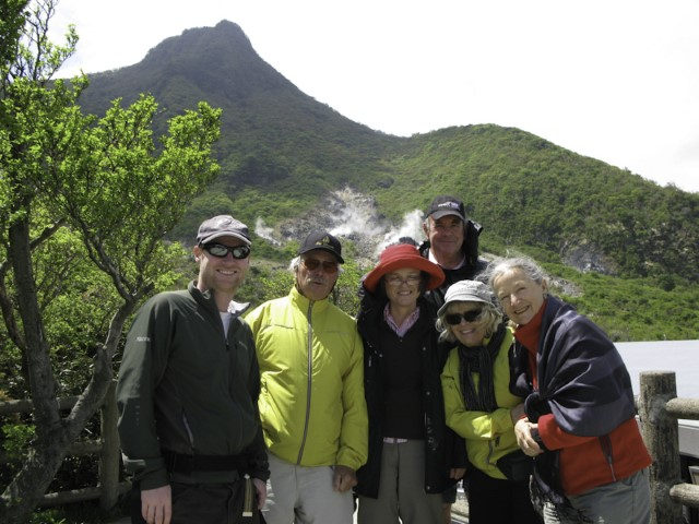 Hakone group tour