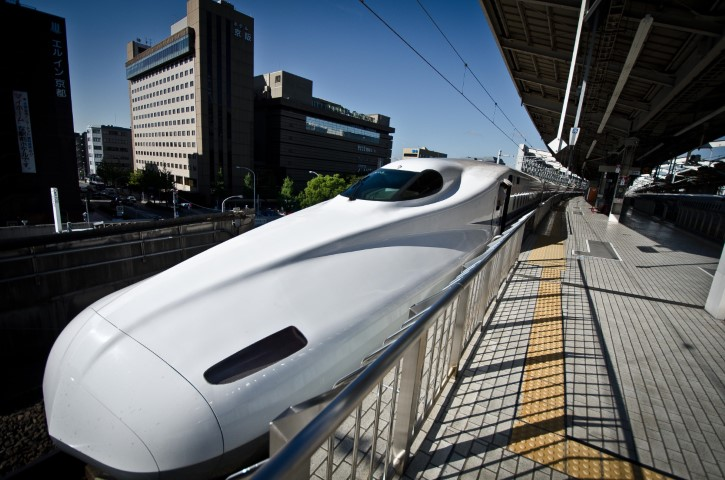 Bullet train, shinkansen