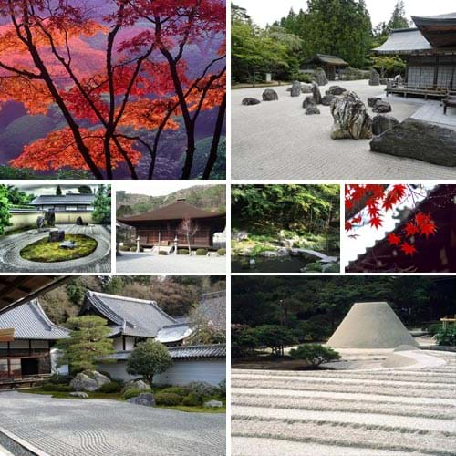 Japanese Zen Gardens | Rock Gardens in Japan